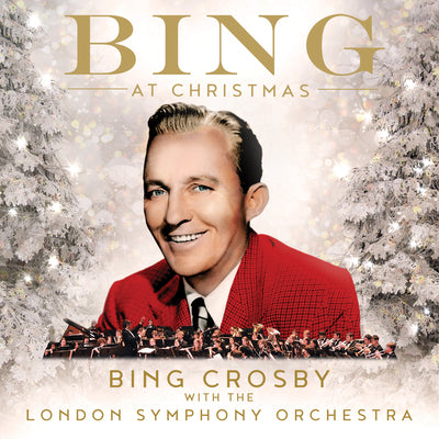 Bing at Christmas - Bing Crosby with the London Symphony Orchestra [CD]