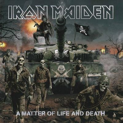 A Matter of Life and Death:   - Iron Maiden Collectors Ed.[CD] OUT 22.11.19 PREORDER NOW
