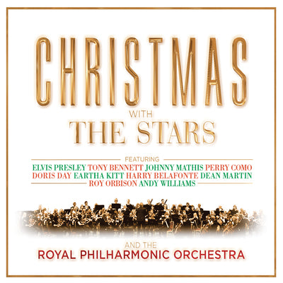 Christmas With the Stars and the Royal Philharmonic Orchestra - The Royal Philharmonic Orchestra [CD]