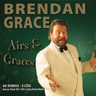 Airs & Graces:   - Brendan Grace [CD]