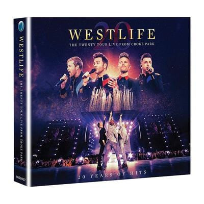 The Twenty Tour: Live from Croke Park - Westlife [CD]