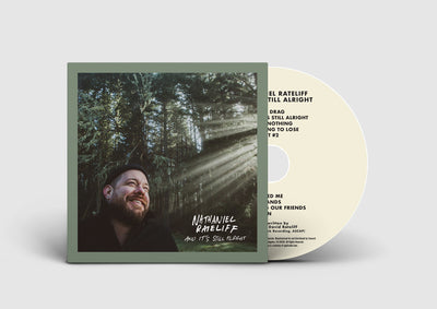 And It's Still Alright - Nathaniel Rateliff [CD]