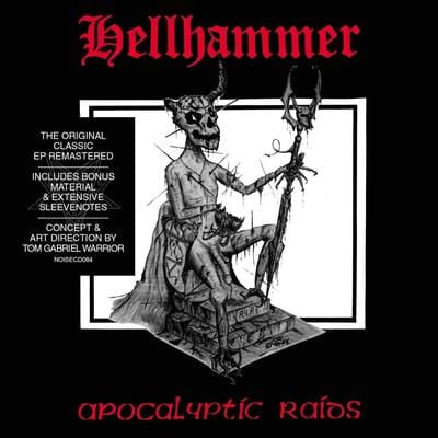 Apocalyptic Raids:   - Hellhammer [CD]