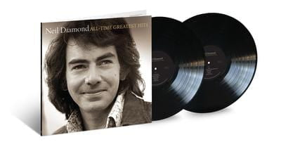 All-time Greatest Hits - Neil Diamond [VINYL]