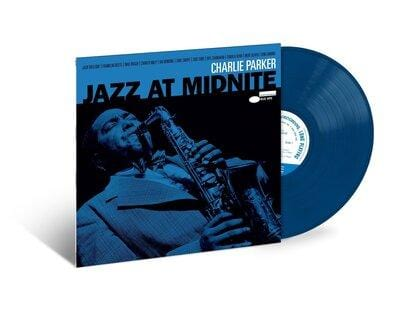 Jazz at Midnight: Live at the Howard Theater (RSD 2020):   - Charlie Parker [VINYL]