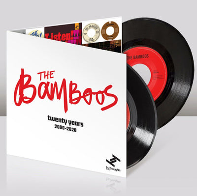 Twenty Years 2000-2020 (RSD 2020) - The Bamboos [VINYL]