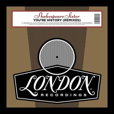 You're History (RSD 2020) - Shakespear's Sister [VINYL]
