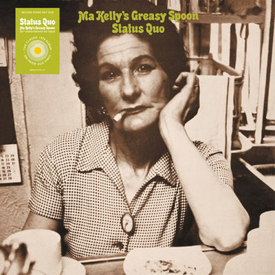 Ma Kelly's Greasy Spoon (RSD 2020) - Status Quo [VINYL]