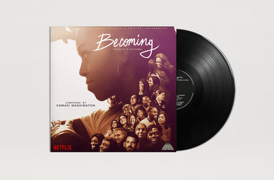 Becoming:   - Kamasi Washington [VINYL]