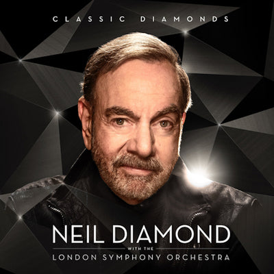 Classic Diamonds:   - Neil Diamond with the London Symphony Orchestra [VINYL]