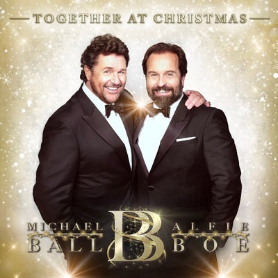 Together at Christmas:   - Michael Ball & Alfie Boe [CD]