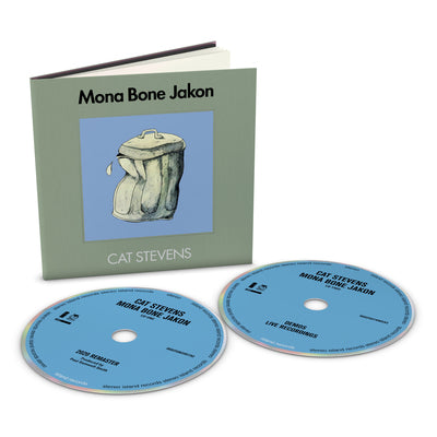 Mona Bone Jakon:   - Cat Stevens [CD]