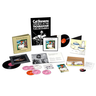 Tea for the Tillerman:   - Cat Stevens [VINYL]