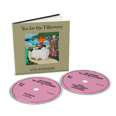 Tea for the Tillerman:   - Cat Stevens [CD]