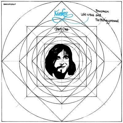 Lola Versus Powerman and the Moneygoround, Part One:   - The Kinks [VINYL]