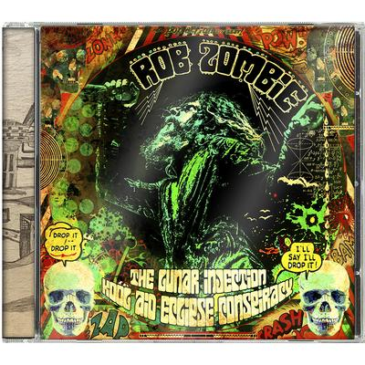 The Lunar Injection Kool Aid Eclipse Conspiracy:   - Rob Zombie [CD]