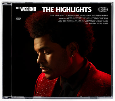 The Highlights - The Weeknd [CD]