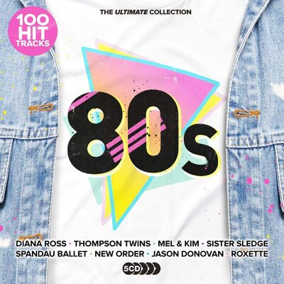 Ultimate 80s:   - Various Artists [CD]