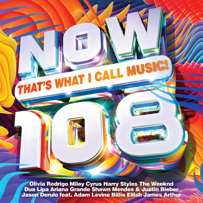 NOW That's What I Call Music! 108:   - Various Artists [CD]