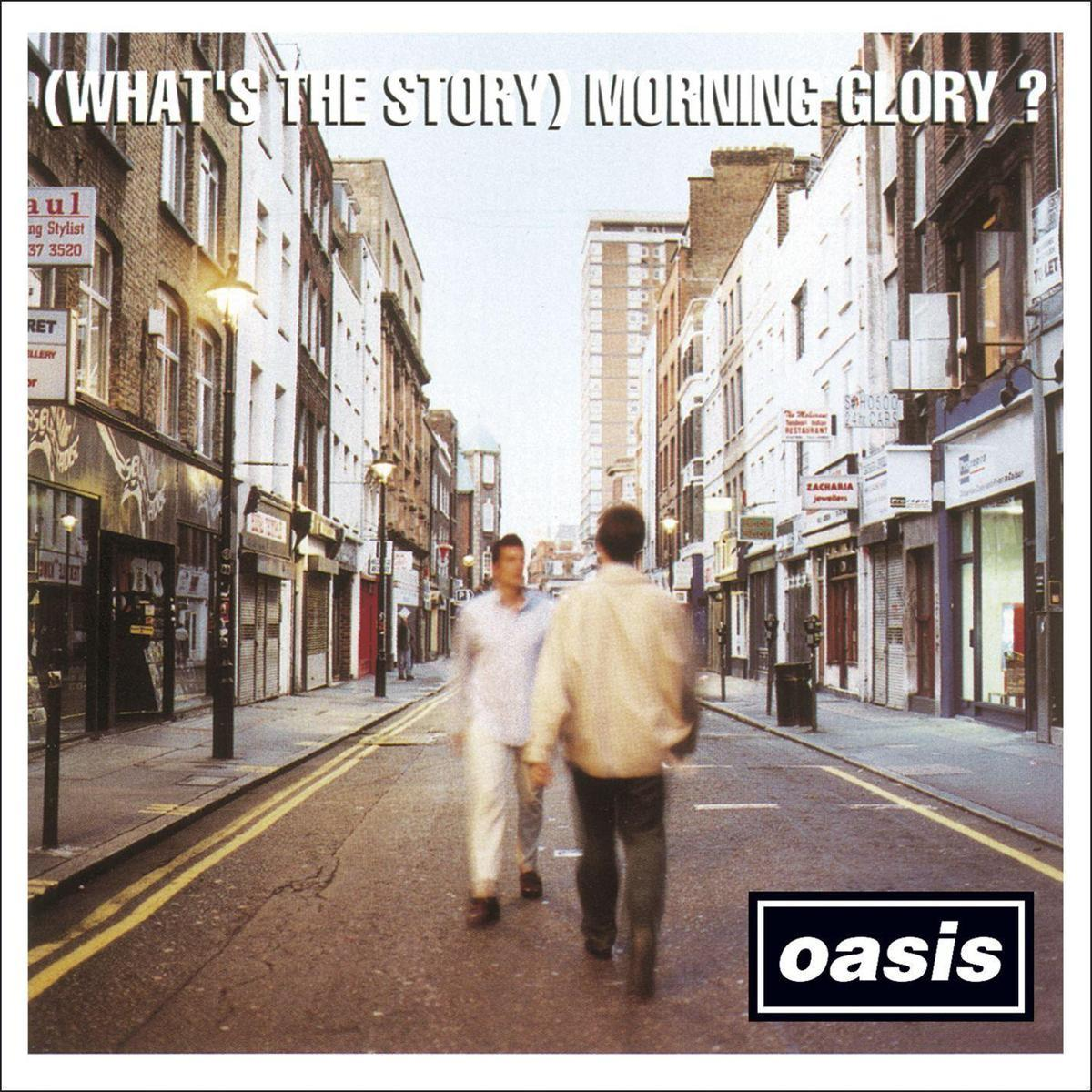 (What's the Story) Morning Glory? - Oasis [VINYL]