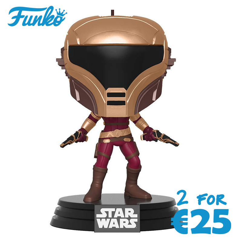 Funko POP! Star Wars The Rise of Skywalker - Zori Bliss [Toys]