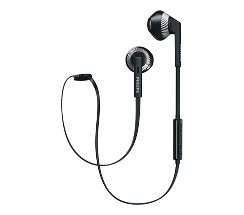 PHILIPS BLUETOOTH HEADSET BLACK [Accessories]