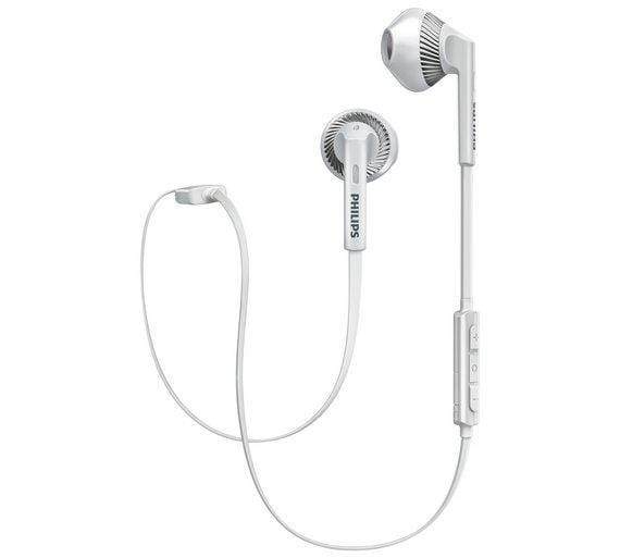 PHILIPS BLUETOOTH HEADSET WHITE [Accessories]