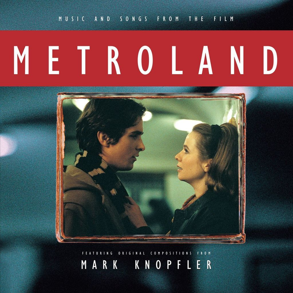 METROLAND - MARK KNOPPFLER (RSD 2020) [Clear Vinyl]