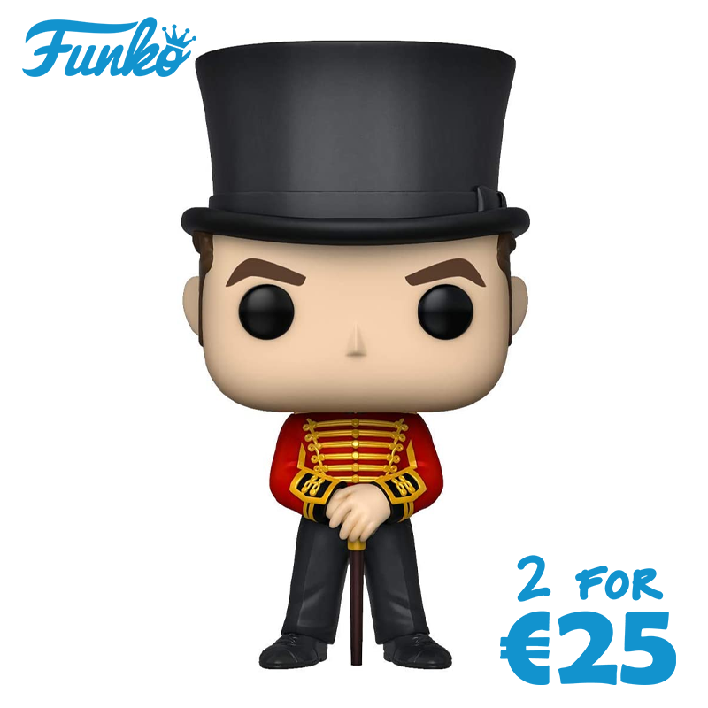 Funko POP! Greatest Showman - Phillip Carlyle [Toys]