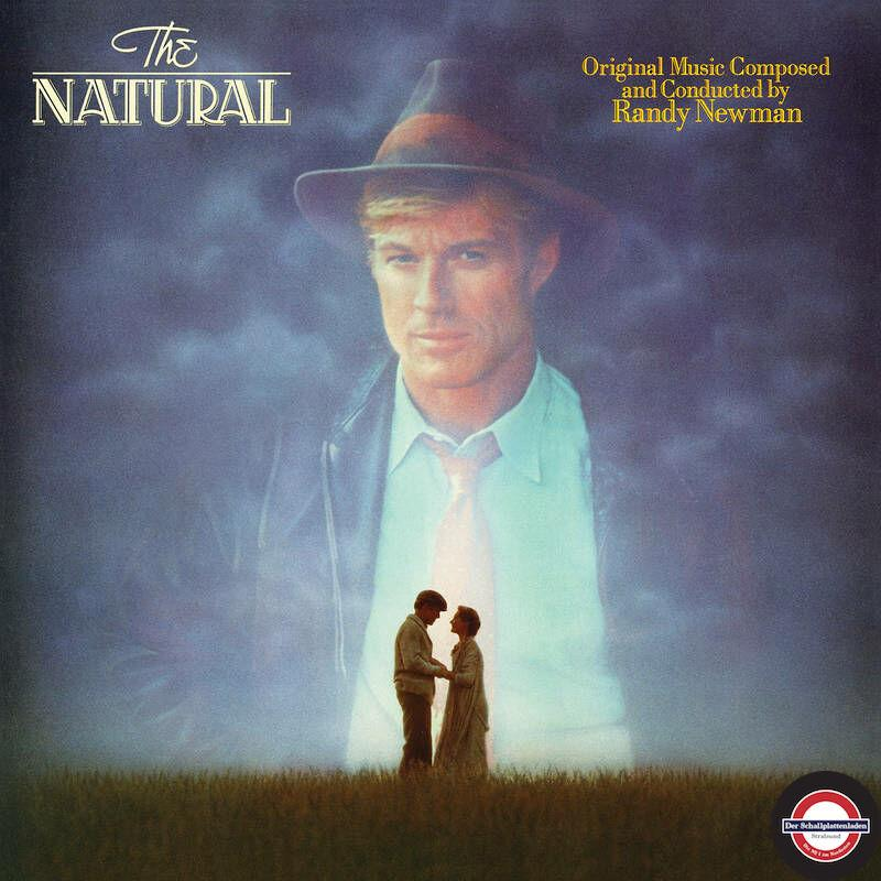 THE NATURAL OST - RANDY NEWMAN (RSD 2020) [Vinyl]