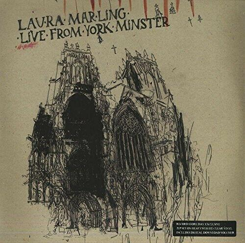 LAURA MARLING - Live From York Minster (RSD 2020) [Vinyl]
