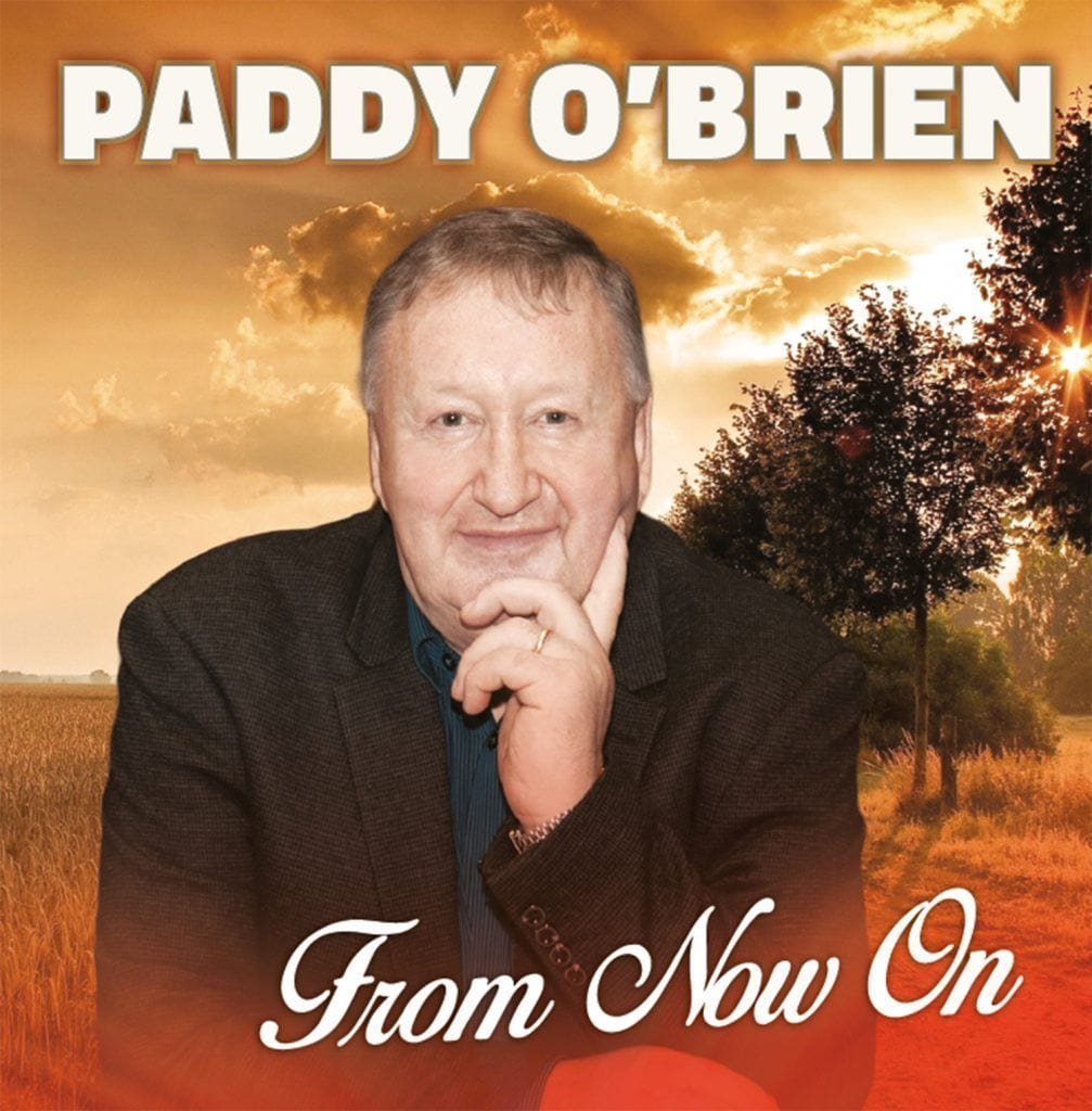 Paddy O Brien From Now On [CD]
