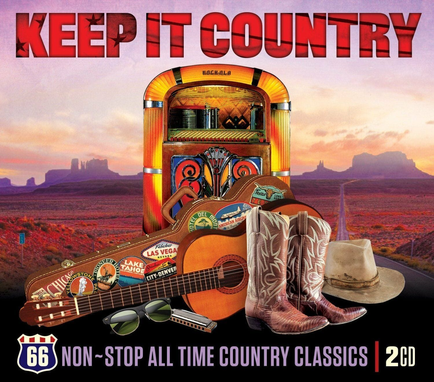 Keep It Country  [CD]