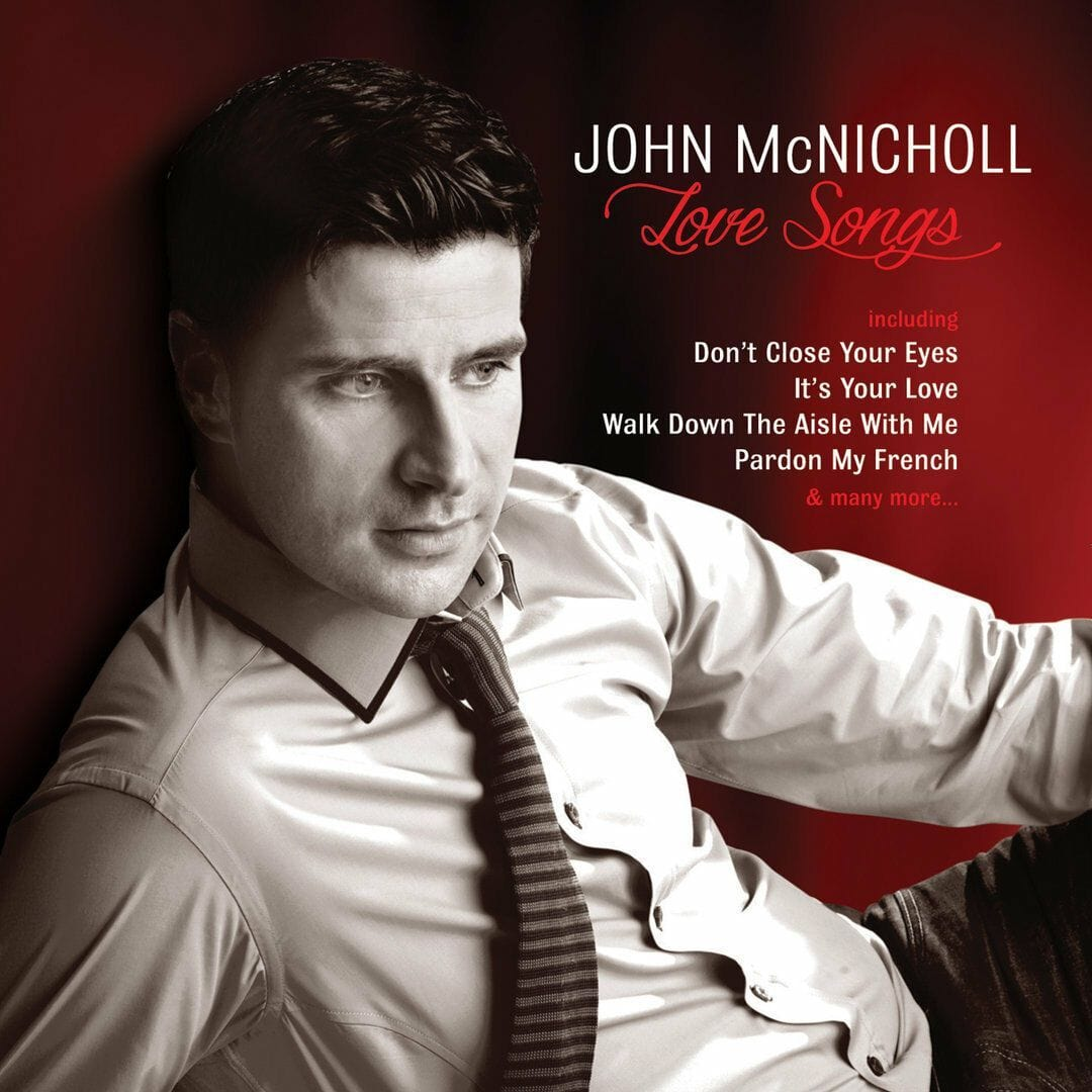 John McNicholl - Love Songs [CD]