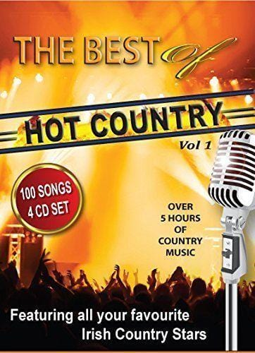 THE BEST OF HOT COUNTRY VOLUME 1  [CD]