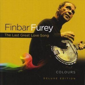 Last Great Love Song Finbar Furey [CD]