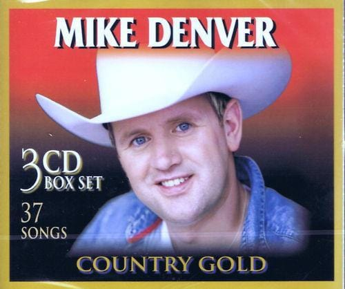 Mike Denver: Country Gold [CD]