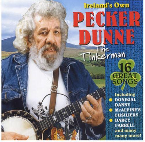 The Tinkerman: Pecker Dunne [CD]