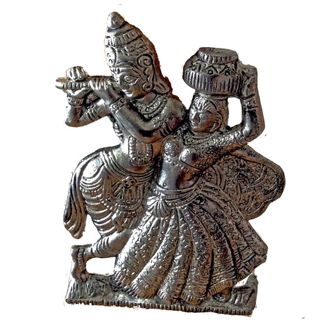 Beautiful Radha Krishna Idol