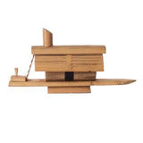 Bamboo Decorative Boat