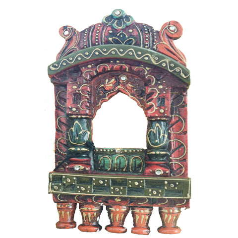 Indian Ethnic Wall Décor :Jharokha - Decorated