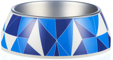 Federation Blue Bowl Design From