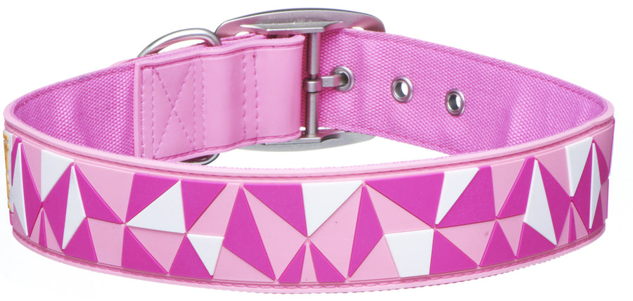 Federation Pink Collars from - gummipets