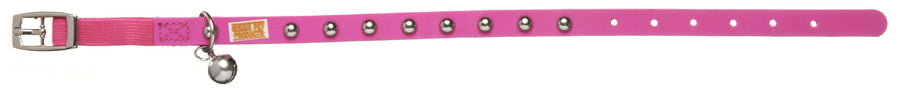 Stud Pink Cat and Kitten Collar From - gummipets