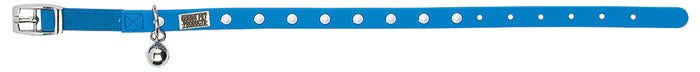Spike Blue Glow Cat and Kitten Collar From - gummipets