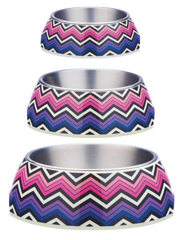 Brights Pink Design Bowl From