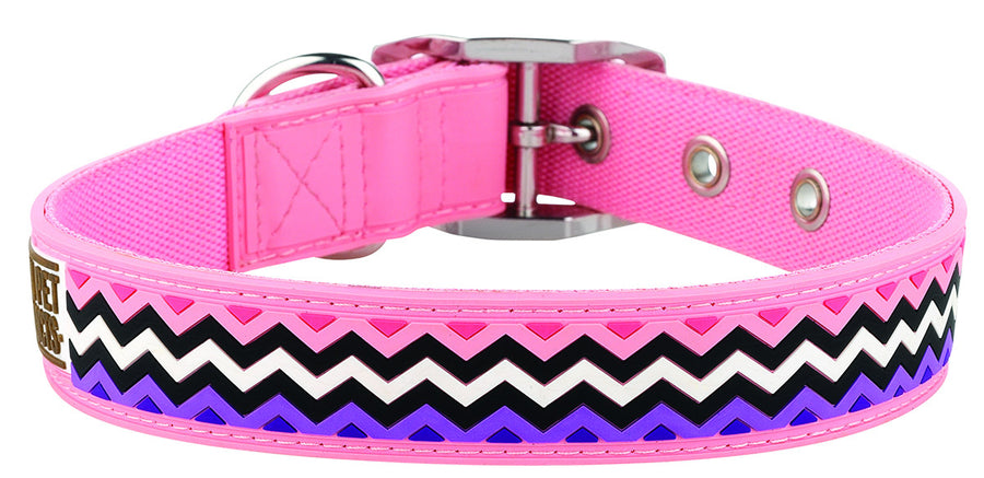 Brights Pink Collar from $3.00 - gummipets