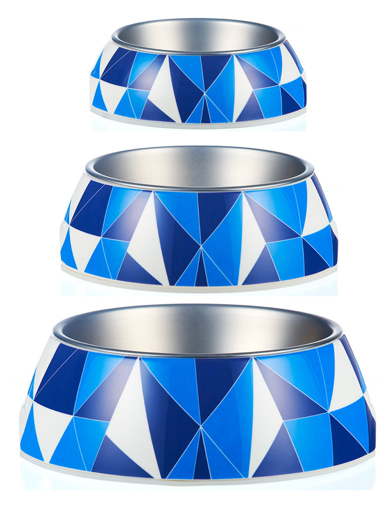 Federation Blue Bowl Design From - gummipets - 2