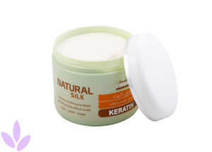 Natural Silk - Hair Mask
