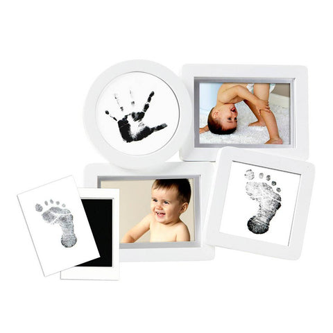 Cornice da tavolo Babyprints Collage